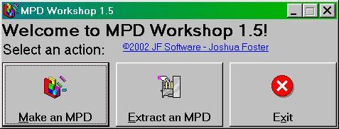MPD Workshop
