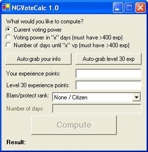 NGVoteCalc